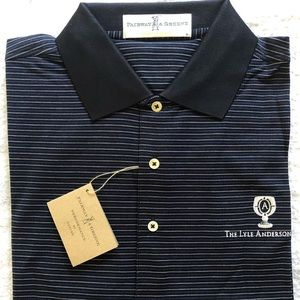 NWT Fairway & Greene polo shirt